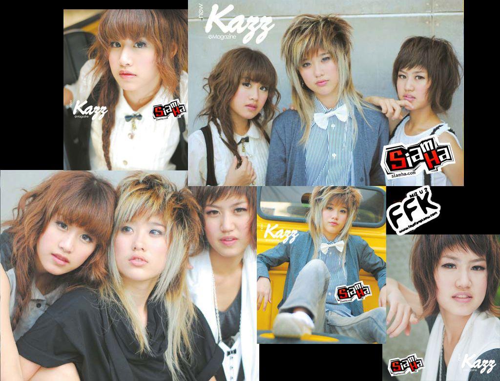 泰国小女生组合ffk