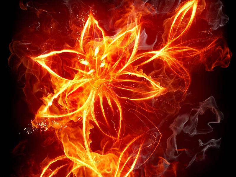 火焰怎么画 火焰简笔画图片大全 画火焰