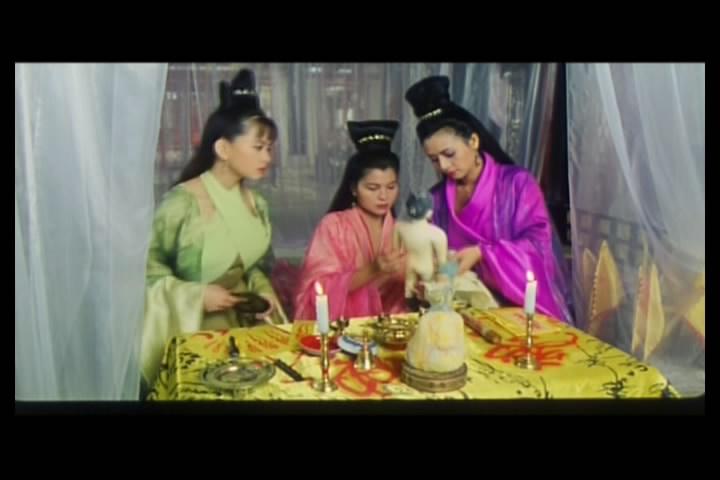 【香港动画】《聊斋艳谭》(eroticghoststory)(1990/05);感人好看的电影电影图片