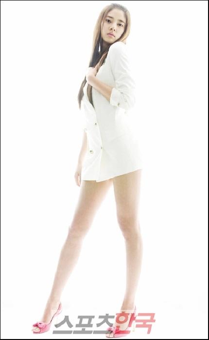 韩国十大美女歌手之孙丹菲