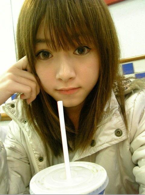 喝奶茶的都是美女