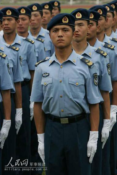 解放军07式军装