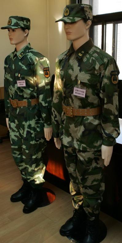 解放军新制式军服全面解说