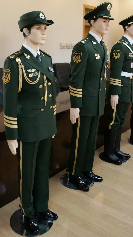 解放军新制式军服全面解说图片