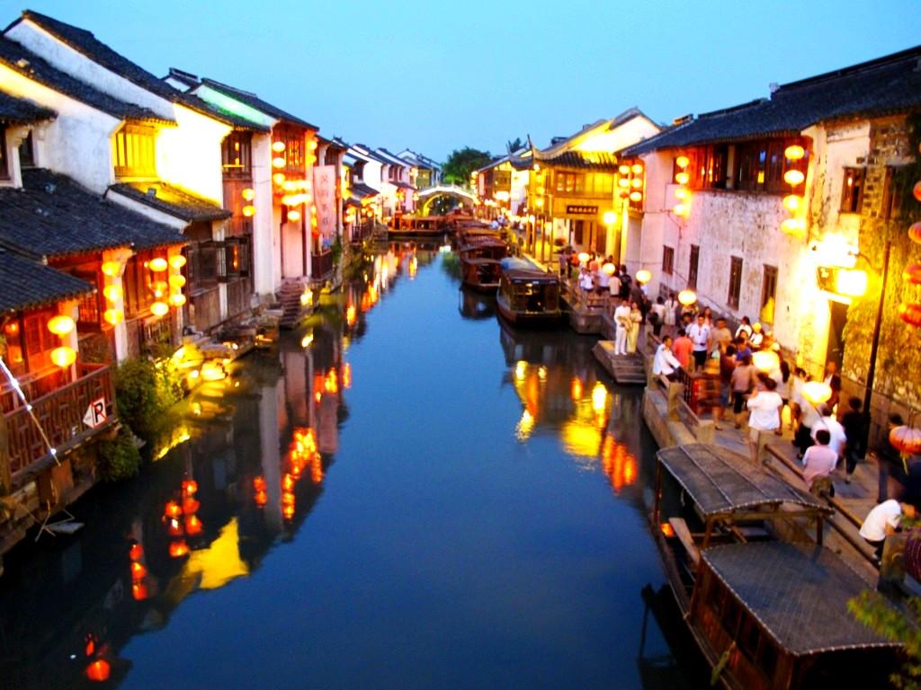 苏州山塘街分享展示图片