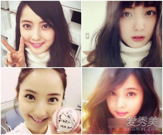 长脸,圆脸 不同脸型适合什么刘海?图片