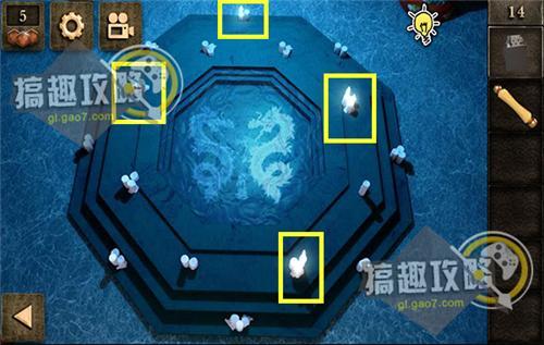 攻略逃脱12密室攻略第14关亲子之旅逃脱12神庙密室第北京之旅游自助游神庙图片