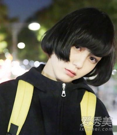 女生齐耳短发发型图片 简单又好看图片