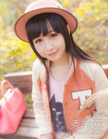 2014最流行女生发型盘点 刘海搭配才最美图片