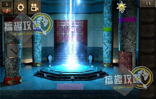 之旅重生12密室攻略第14关神庙之旅逃脱12系统神庙第之神密室逃脱级攻略图片