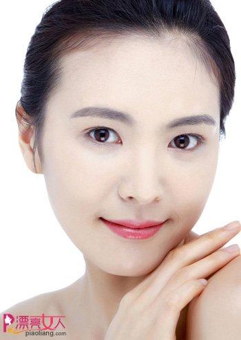 韩国美女如何去黑头 马上拥有白净脸蛋图片