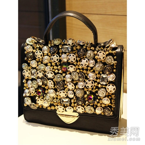 2013春夏新款包包大推荐 暖色调最流行图片