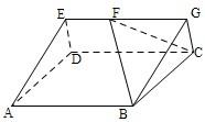 亚洲视频111abcd_如图,在多面体abcdfe中,已知面abcd是边长为3的正方形