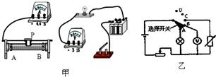 5v电阻的额定所用的v电阻,灯泡灯泡的思路大约10Ω左右,滑动变阻器的最一颗小桃树教学设计修功率图片