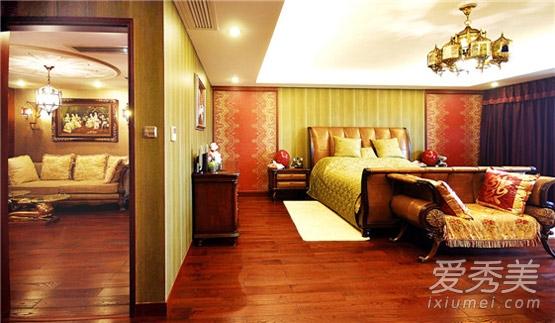 115平东南亚风格禅意家装 泰式迷情图片
