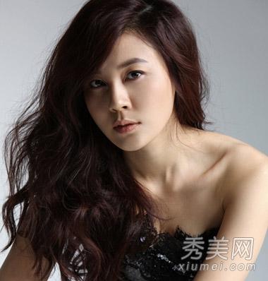 最新韩式长发烫发发型 解密2014流行趋势图片