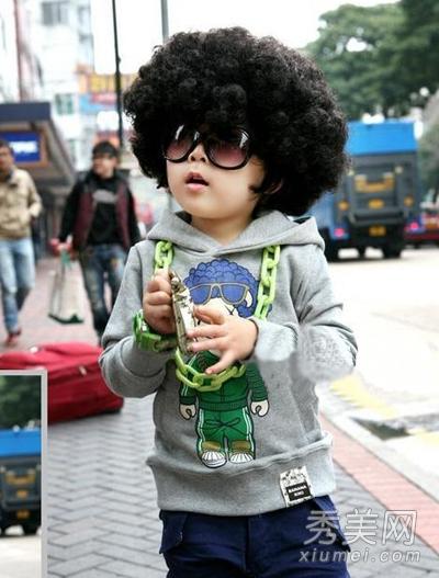 为小男孩选发型 6款儿童发型图片又潮又可爱图片