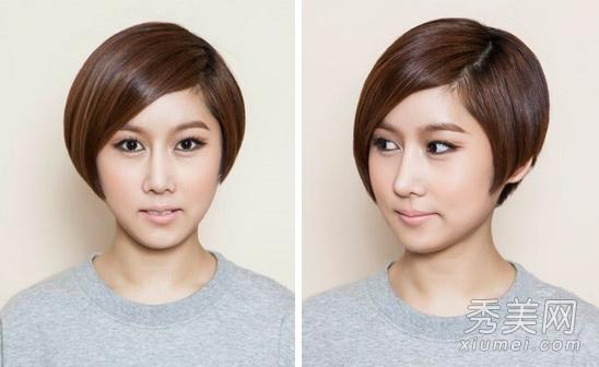 2013最新秋季发型 16款短发有个性图片