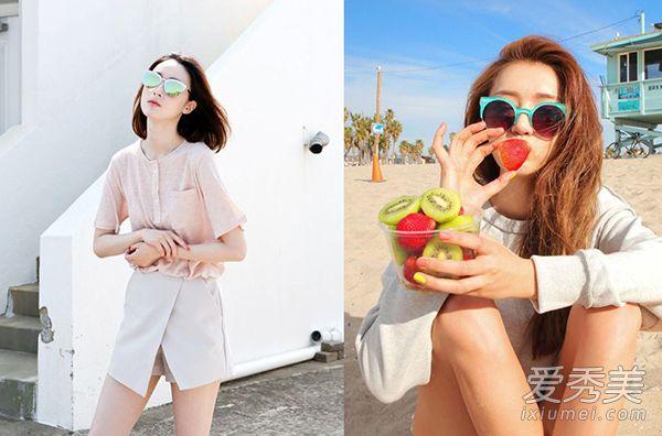 夏季出游穿衣搭配 舒服时髦100分图片