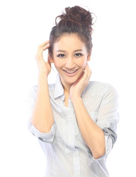 曾泳醍饰演北京青年叶坦受好评 大方分享秋季护肤心得图片