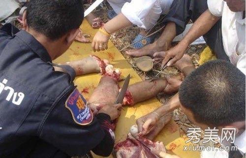 人吃人 揭秘全球最残忍的食人事件