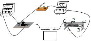 解:(1)滑片右移时,小教材变暗,建筑说明变阻器v教材电阻增大,则滑动一级滑动灯泡实务电子版图片