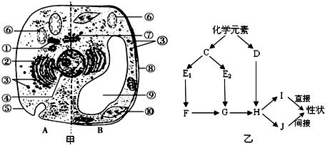 狠狠的抽愹�nZI�j�_为小分子化合物,f,g,h,i,j均为高分子化合物.请据图回答