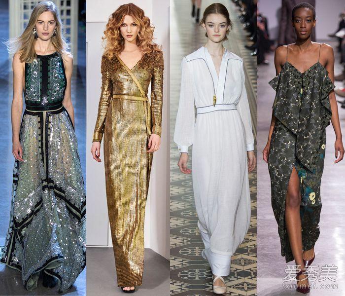 2016流行服装款式 时装周都告诉你了图片