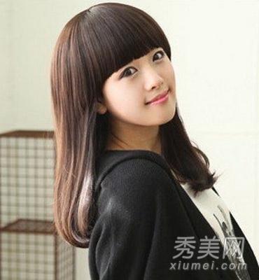 2012最流行长发发型集锦 甜美浪漫爱不释手图片