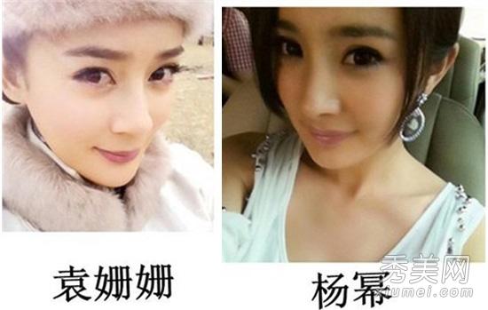 袁姗姗是于正的老婆_同是被传整容的两位,同演于正的戏,也难怪由袁姗姗代替杨幂演《宫2》