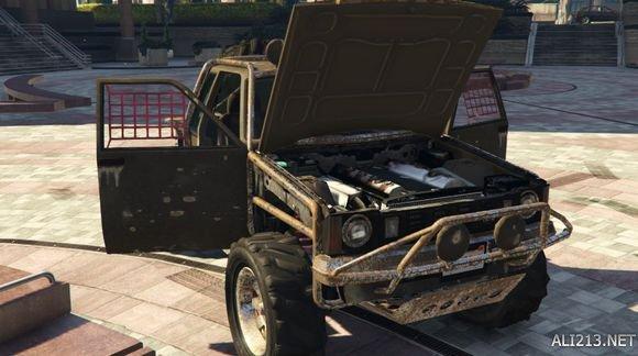 侠盗猎车手5(gta5)稀有垃圾车收集外观内饰图文解析攻略