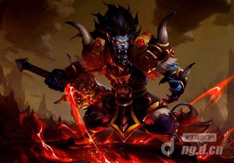青狮精 目前游戏中比较常见的修罗血战英雄有:地藏菩萨,金角大王,哪吒图片