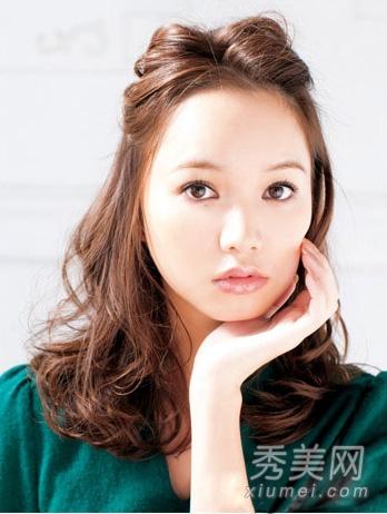 16款美发推荐 长脸女生适合的发型图片