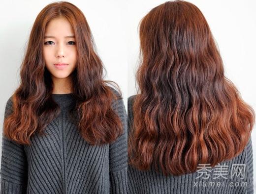 2013秋冬女生发型 10款蛋卷头最流行图片