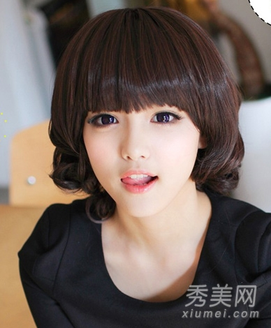 圆脸适合什么短发 圆脸短发发型分享