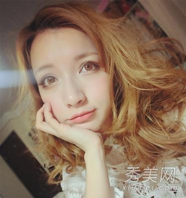 2013春季最新中长发发型 清纯秀美