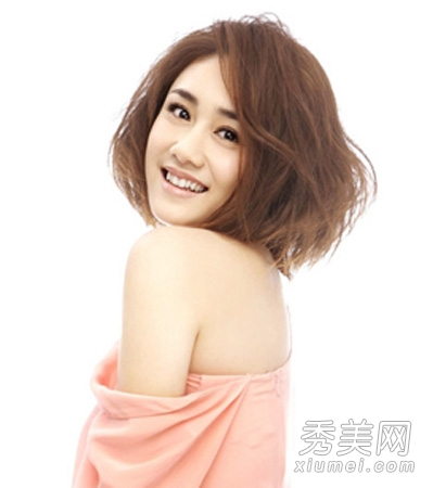 杨丞琳朱丹 示范小清新短发发型