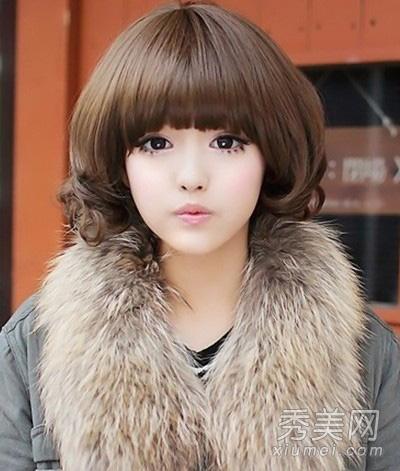 街头潮人最爱的 女生短发发型图片