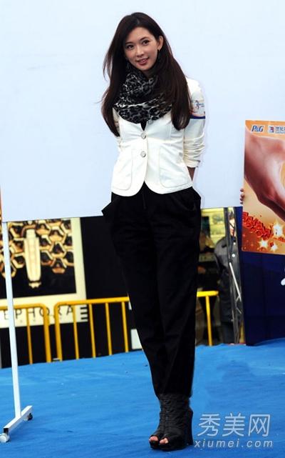 林志玲范冰冰 女星逆生长穿衣法比拼少女味图片
