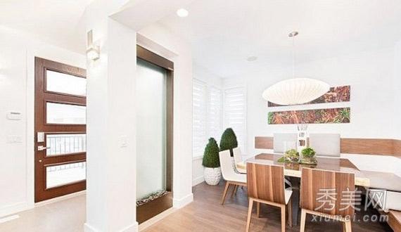80平loft风格小户型复式公寓装修图片