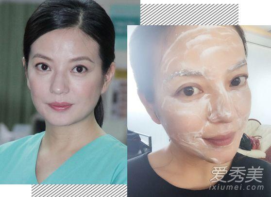 大s赵薇林心如素颜照引围观 39岁女人一样很美!图片