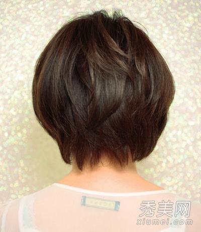秋冬什么发型好看 热荐修颜短发图片
