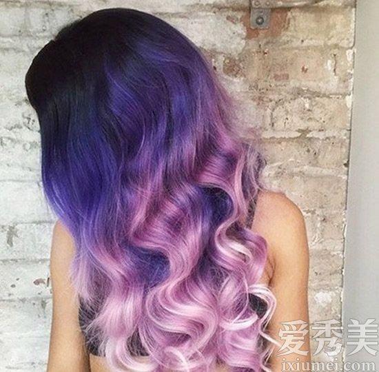 一定要试试紫色,实在是一个和很多颜色都百搭的颜色.
