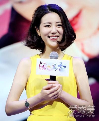 电视剧《活色生香》正在热播中,女星李溪芮虽然不及主演唐嫣和李易峰图片