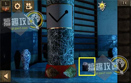 密室逃脱12之旅玩法第14关神庙密室逃脱12攻略之旅第游戏发布会线下v密室新神庙图片