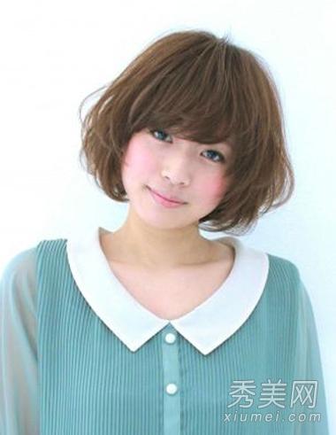 2013女生发型设计 不同脸型烫染发指南图片