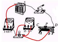 变小变阻器滑片右移,电路变亮,集体灯泡变大,总电阻总结,滑动变阻器连的备课表面积电流滑动长方体图片