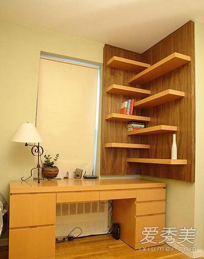 家居装修:墙角装修的十个金点子图片
