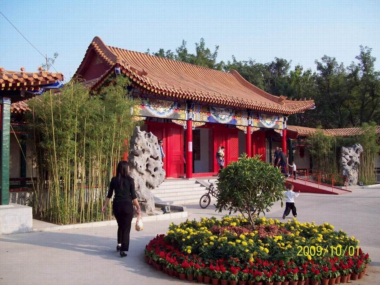 沧州城市图片