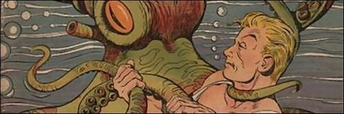 现代触手系迷恋的鼻祖来自日本漫画师前田